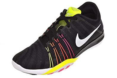 617fffe79f7d Nike Womens Free TR 6 OC Unlimited Multi-Color Black 843988-990 (