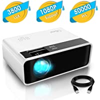 CiBest W13q 3800-Lumens LED Portable Projector