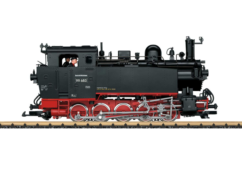 LGB L20482 Dampflok VIk DR Lokomotive, Modellbahn, Diverse B07F77BS7J Vorgefertigte & Druckgussmodelle Zu verkaufen     | Üppiges Design