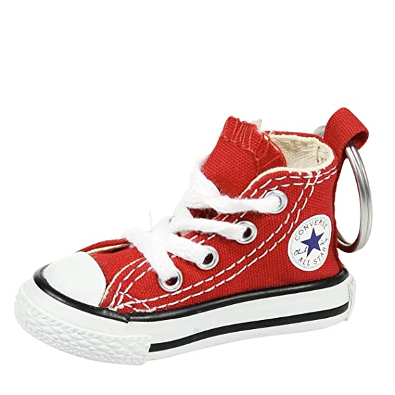 1d74542549d9 Converse Key Chain All Star Chuck Taylor Sneaker Keychain Authentic RED   Amazon.ca  Clothing   Accessories