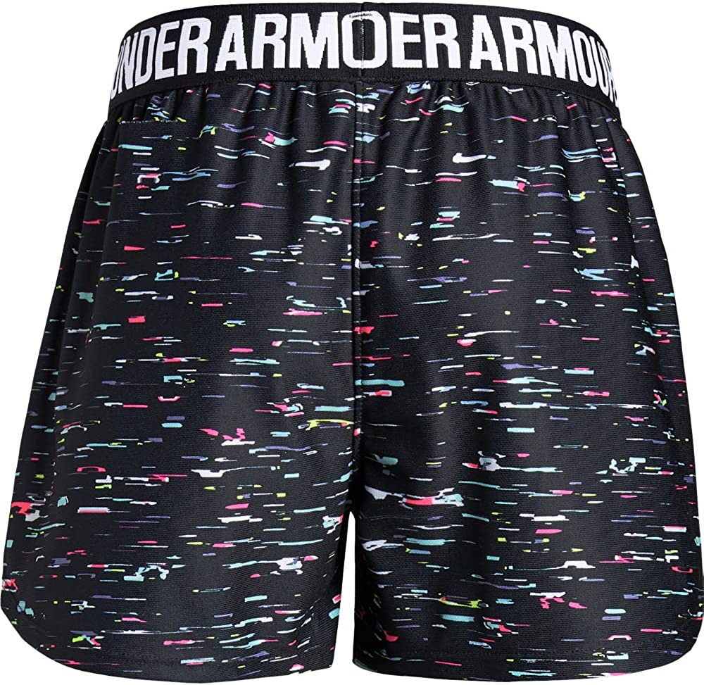 Under Armour Childrens Play Up Printed Short Short