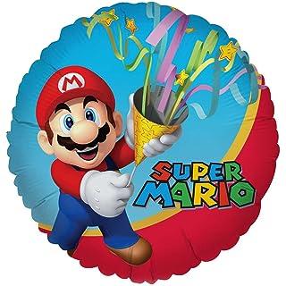 Super Mario Party Supplies - Foil Balloon CTI