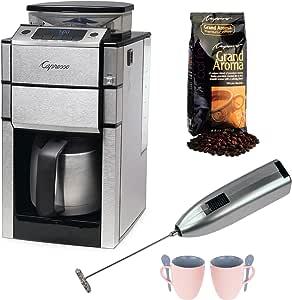 Amazon.com: Capresso Coffee Team Pro Therm Coffee Maker ...