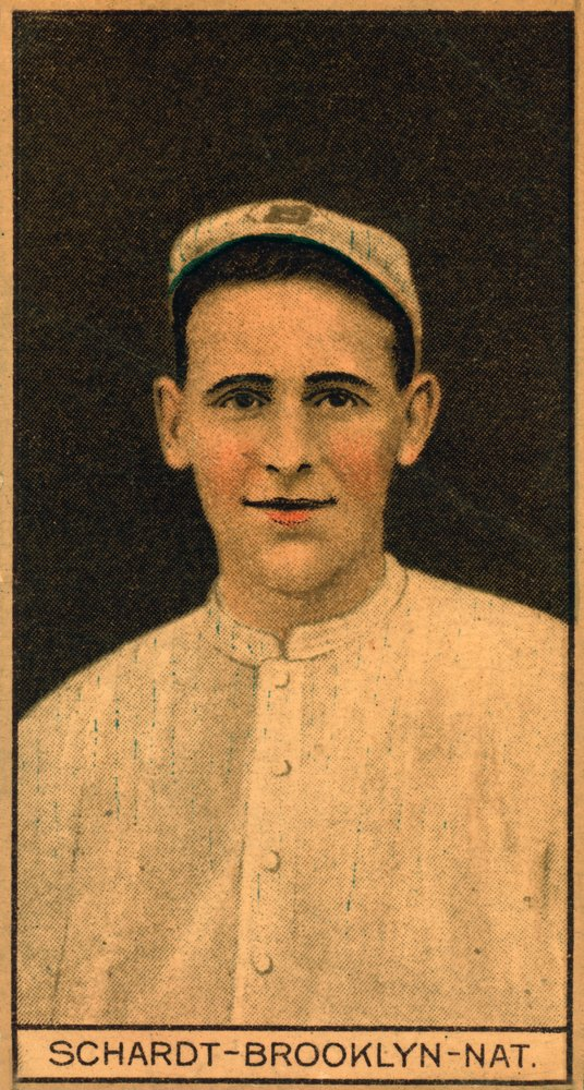 Brooklyn Dodgers – Wilbur Schardt – 野球カード 36 x 54 Giclee Print LANT-21859-36x54 36 x 54 Giclee Print  B01MG3KFCR