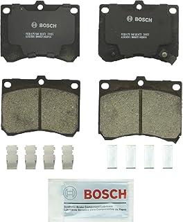 Rear Posi Ceramic Disc Brake Pad Kit Set for Mazda Miata MX-5 Protege Brand New