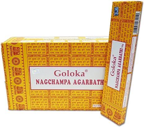 Goloka Juego de Varillas de Incienso - 1 pack: Amazon.es ...