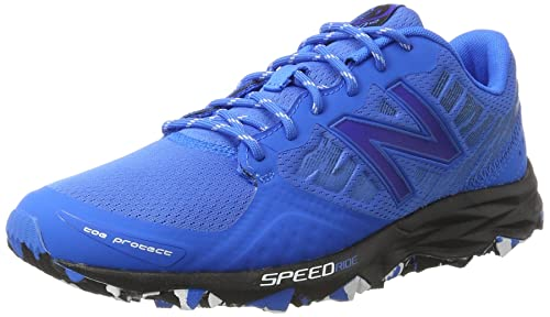 New Balance 690v2, Zapatillas de Running Para Asfalto Hombre, Azul (Bleached Denim), 40 EU amazon-shoes el-azul Cordones