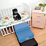 Saien Pet Stairs Washable Folding Air Mesh Fabric