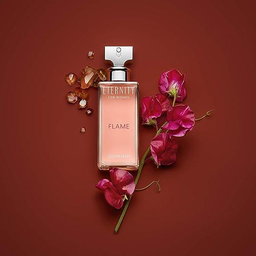 Calvin Klein Eternity Flame for Women Eau De Parfum for Her