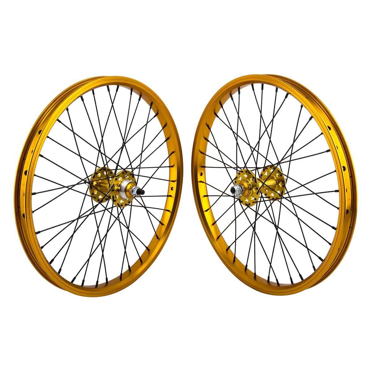 Se Bikes Whl Pr 20 x 1.75 406 x 24 SE Racing GD 36 SE Racing 1s FW Seal 3 / 8 GD 110 mm 14 gBK B076B8ZVXZ