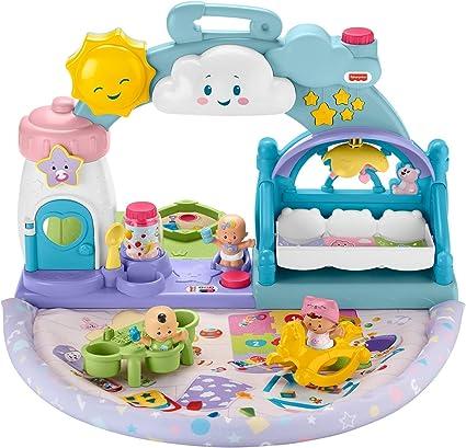 Fisher-Price Little People Guardería de Bebés (Mattel GWT76)