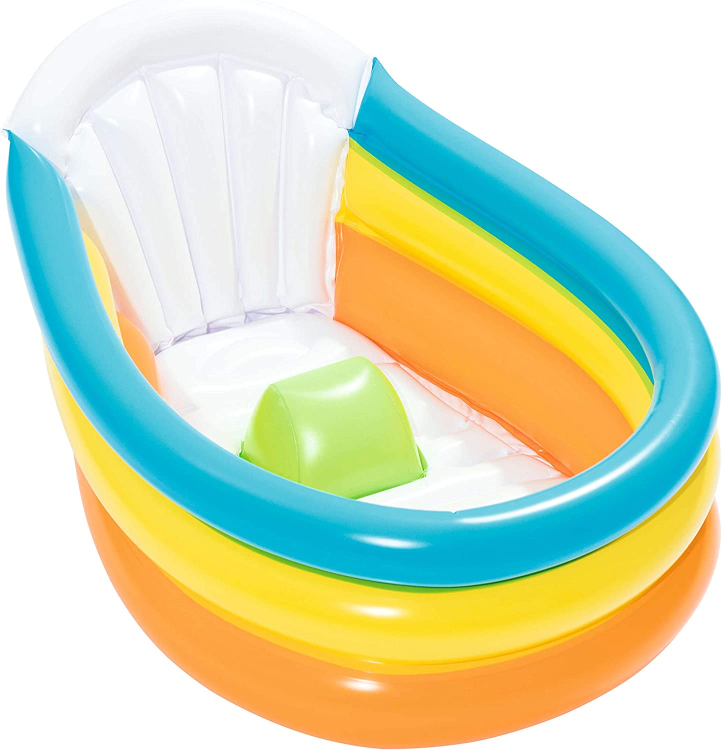 Bestway- Squeaky Clean Inflatable Baby Bath Bañera Hinchable para ...