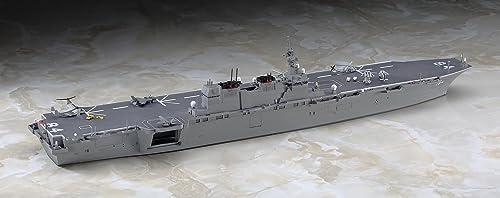 ハセガワ 1/700 ウォーターラインシリーズ 海上自衛隊 ヘリコプター搭載護衛艦 かが プラモデル 032