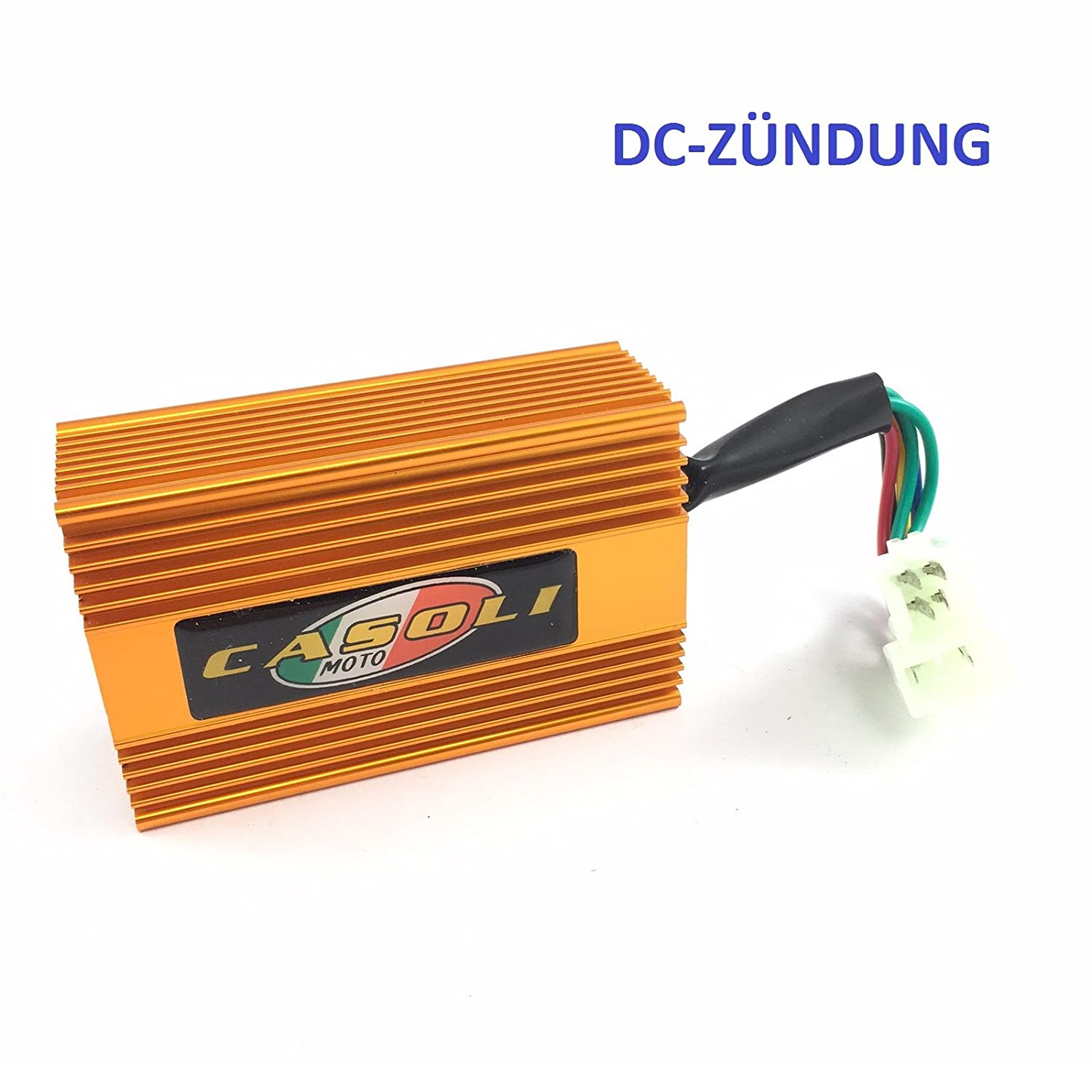 High Performance Tuning Dc Cdi 6pin No Rev Limit Scooter Wiring Diagram Chinese Dunebuggy 250cc Gy6 Engine Unrestricted Rpm 4 Stroke 125 Moped Atv Taotao Roketa Tank Jonway