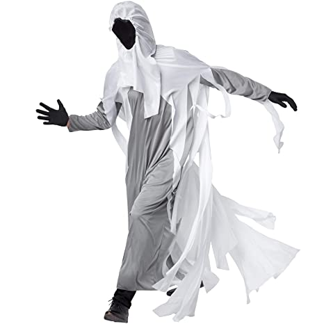 dressforfun 900576 - Disfraz de Hombre Fantasma, Traje ...