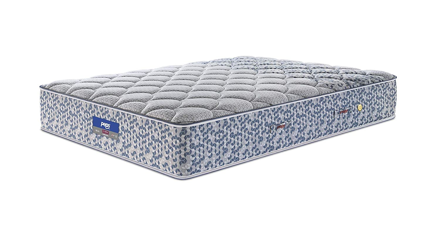 Peps Restonic 6-inch Single Size Spring Mattress (Light