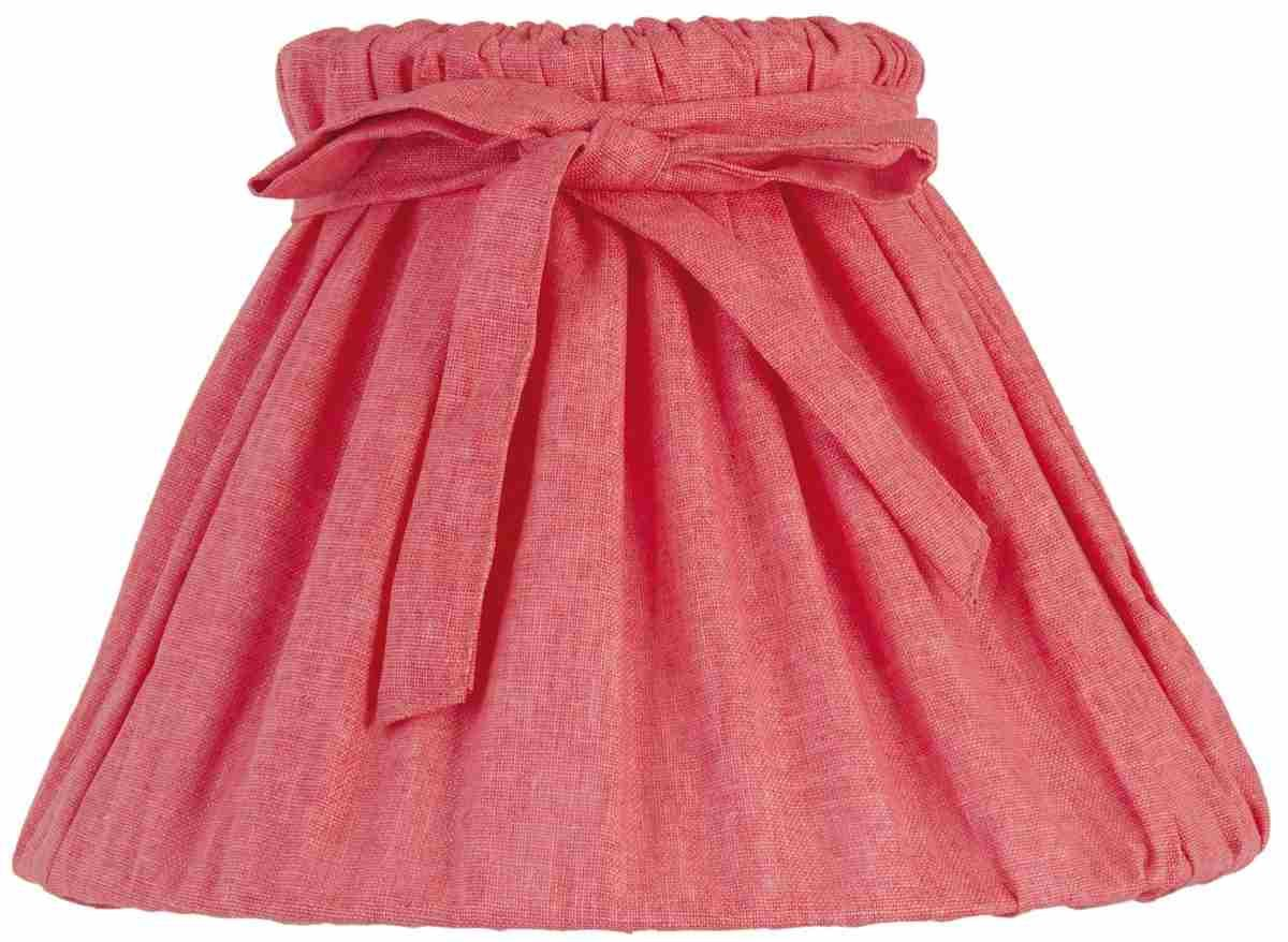Di/ámetro 33/x 28/cm Clayre /& Eef 6lak0299/m l/ámpara Pantalla Rojo Aprox