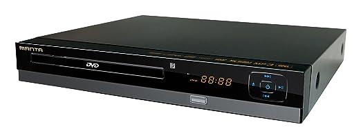 25 opinioni per Manta DVD064S- Lettore DVD Emperor Basic 5, DivX, SCART, USB 2.0, colore: Nero