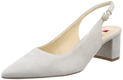 Womens 5-10 4602 8900 Sling Back Heels, Coral Högl