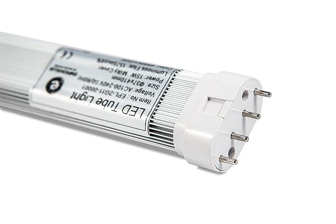 Lampada Tubolare Fluorescente : Led g samsung smd watt lampada fluorescente qualità