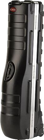 SKB Cases ATA Deluxe Standard Hard Plastic Storage Wheeled Golf Bag Travel Case
