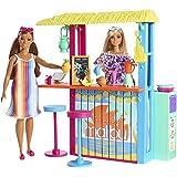 Barbie Malibu, Mattel, Eco Quiosque De Praia