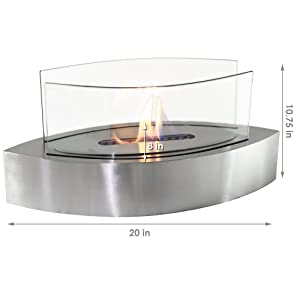 Best Tabletop Fireplace