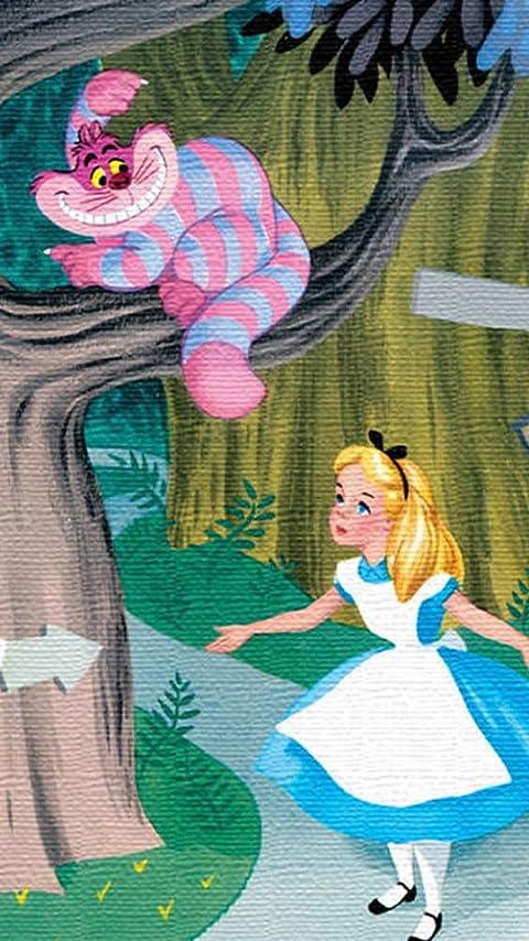 ディズニー アリス  XFVGA(480×854)壁紙画像