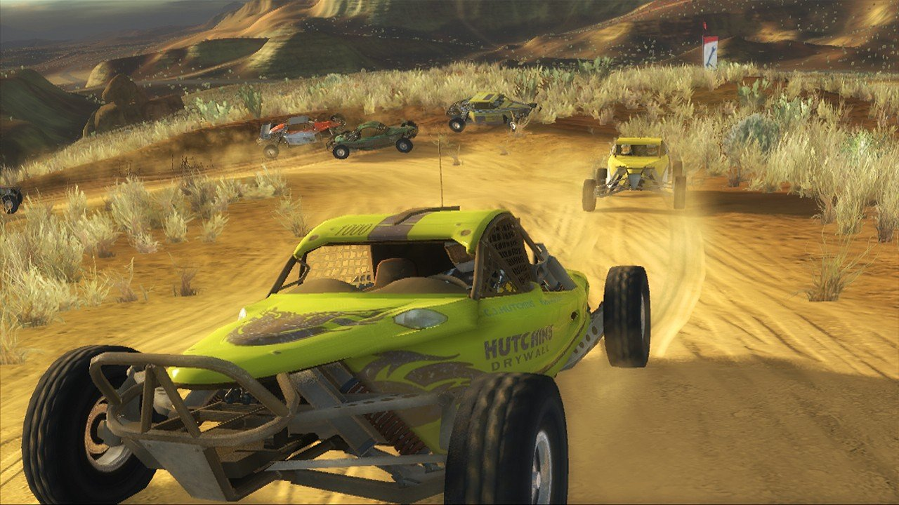 BAJA: Edge of Control - Xbox 360