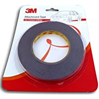 3M - Attachment Tape - Acrylic Foam Tape - 2.4cmsx4M (1Inchx4M / 24mmx4M) - For Stronger Bonding