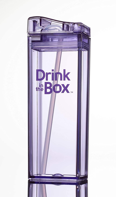 Drink in the box 1908orpm//–/Box 240/ml color naranja