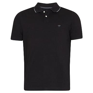 60288debc34ff Fynch Hatton - Polo - Manches Courtes - Homme  Amazon.fr  Vêtements et  accessoires