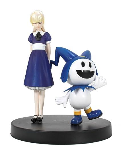 Shin Megami Tensei Real Figure 4 - Alice and Jack Frost