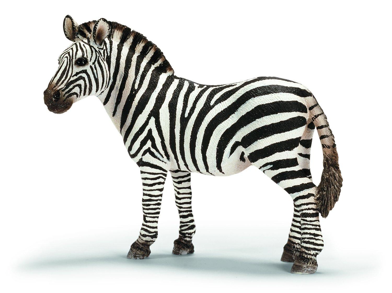 amazon com schleich female zebra schleich toys games