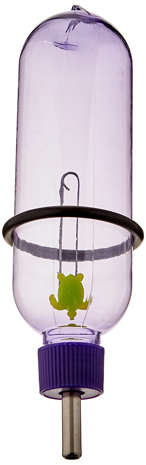 Assorted Colors Lixit Animal Care Aquarium//Cage Small Animal Water Bottle