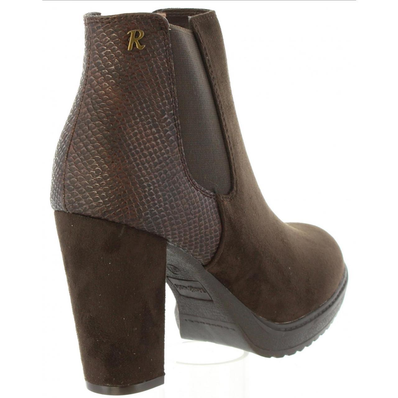 Refresh Refresh Refresh Stiefel für Damen 63714 C braun a09724