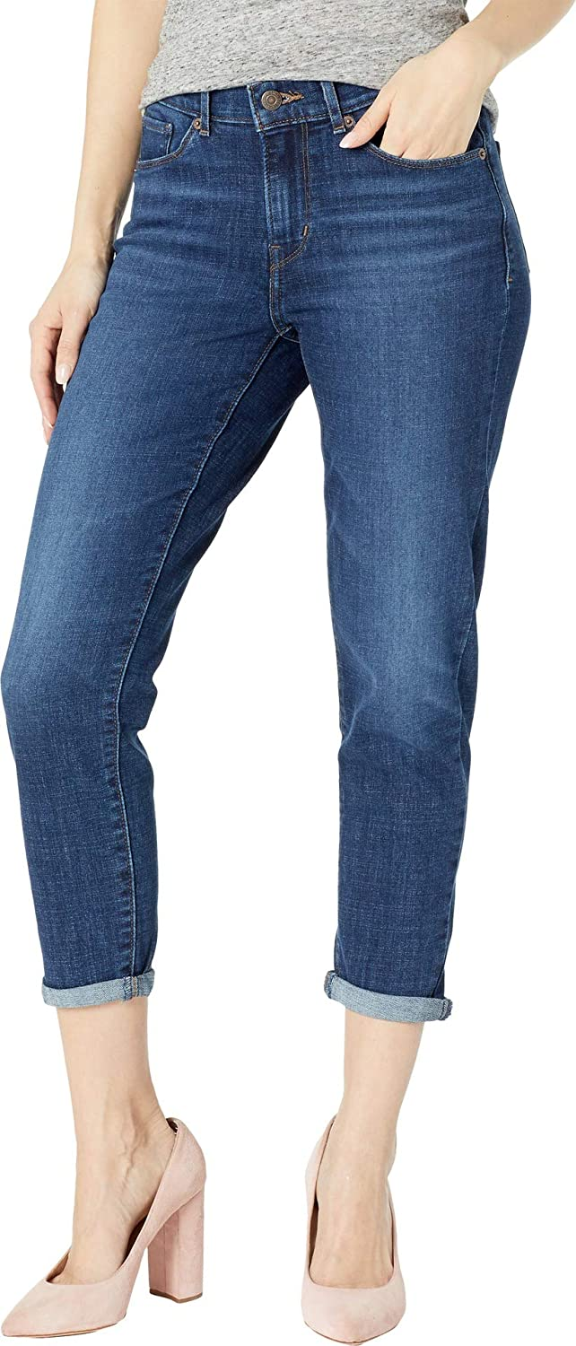 1549cddecd0 Levi's Classic Crop at Amazon Women's Jeans store