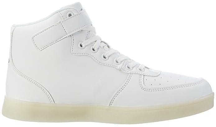 ConWay Unisex-Erwachsene 207462 Hohe Sneaker, Weiß (Weiß), 39 EU