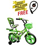 Speed Bird Robust 14-T - Baby Cycle for Boys & Girls - Age Group 3-6 Years