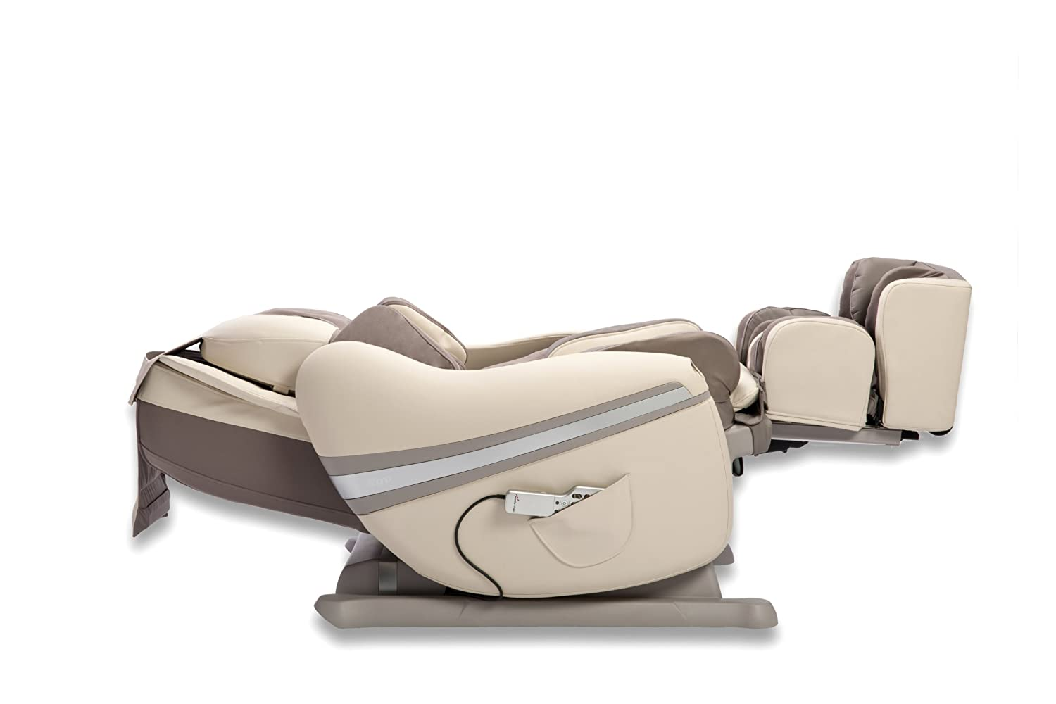 Amazoncom Inada Sogno Dreamwave Massage Chair Dark Brown Health