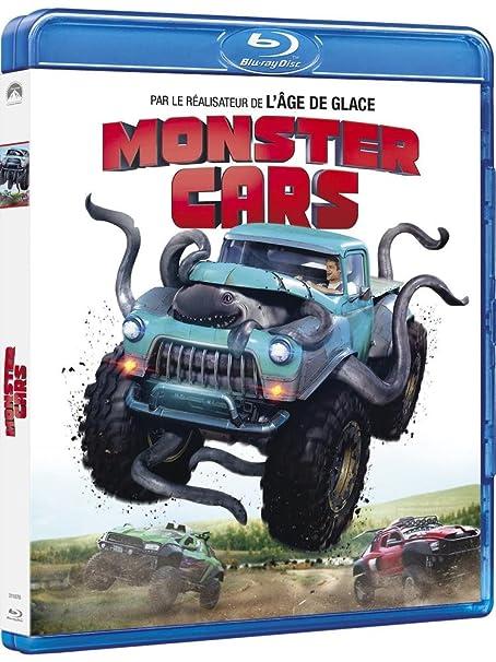 Amazon Com Monster Cars Derek Connolly Amy Ryan Barry Pepper