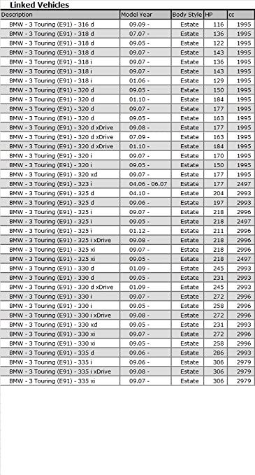 13332570: port/ón trasero//Boot//resortes de gas primavera//levantador// / par /nuevo desde LSC