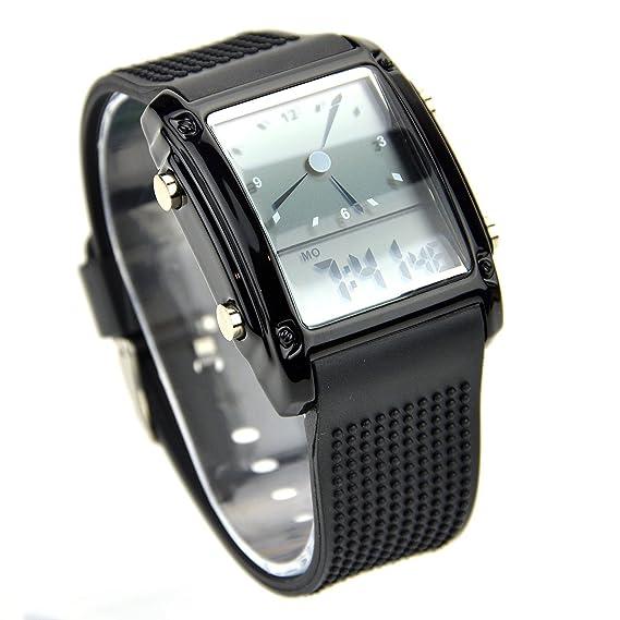Amazon Com Mens Stylish Quartz Wrist Watch For Unisex Women Men