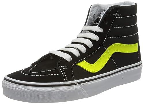 zapatillas altas vans hombre