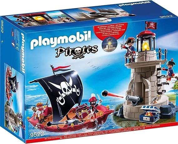 Playmobil 9522 Set Piratas, Multicolor Set Piratas, Multicolor multicolor , color/modelo surtido: Amazon.es: Juguetes y juegos