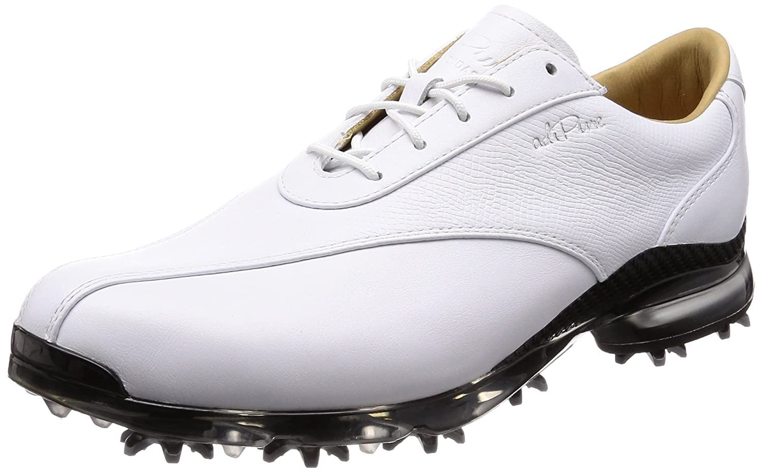 new style 8e3de 0f34e adidas Menss Adipure Tp 2.0 Golf Shoes Amazon.co.uk Shoes  B