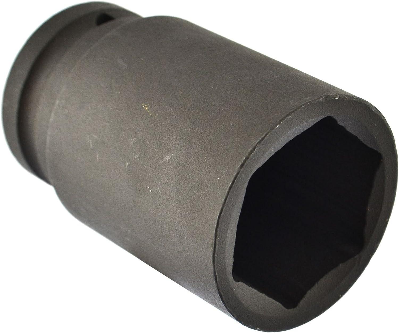 34mm 3//4 métriques Double lecteur Socket 6 Deep Impact simple paroi épaisse hex