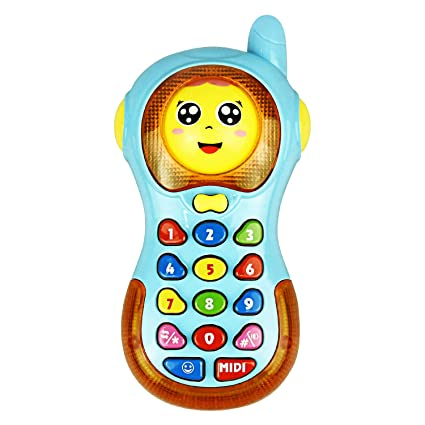 KITY 1 2 Year Old Girl Gifts Toy Cell Phone Toys For Baby 0