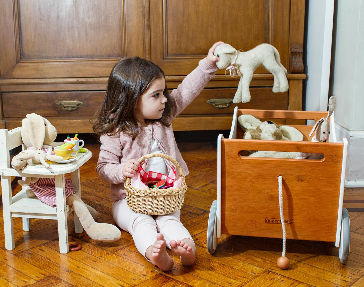 Kinderfeets Toy Box 2 in 1 Walker, Toy Storage and Walker by Kinderfeets (Image #7)