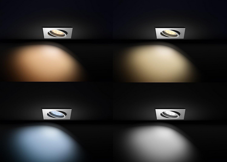 Plafoniere Industriali Led Philips : Philips lighting white lampadina led: w fluorescent tube